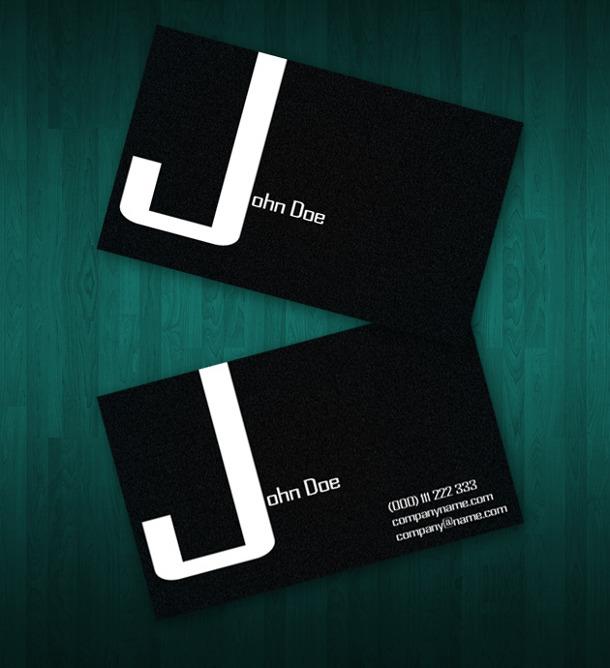 35 Quality Business Card Design Templates for Free! – UCreative.com