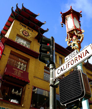 San Francisco's Historic Chinatown