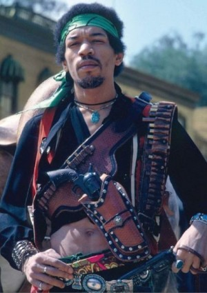 You will never be as cool as Jimi. NEVER.