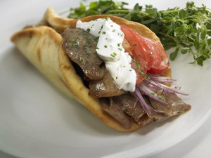 This gyro is worth fighting for.