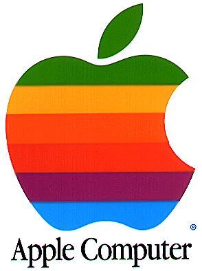 80's Apple Logo