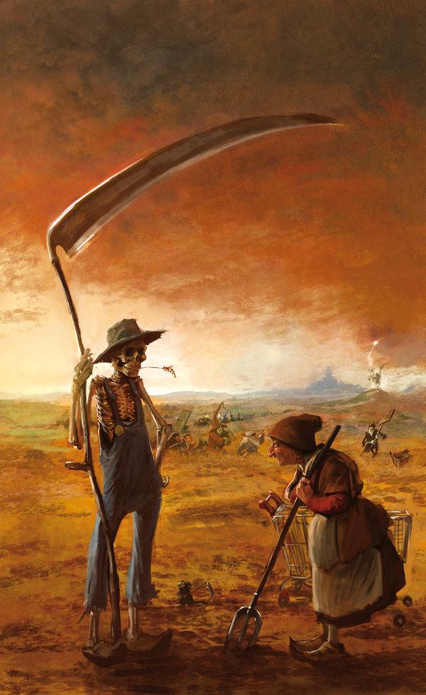 Discworld Poster Art 03