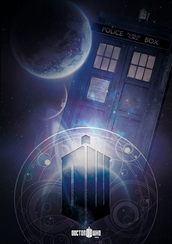 Doctor Who Poster Art 02