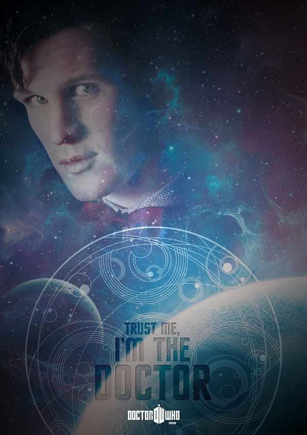 Doctor Who Poster Art 05