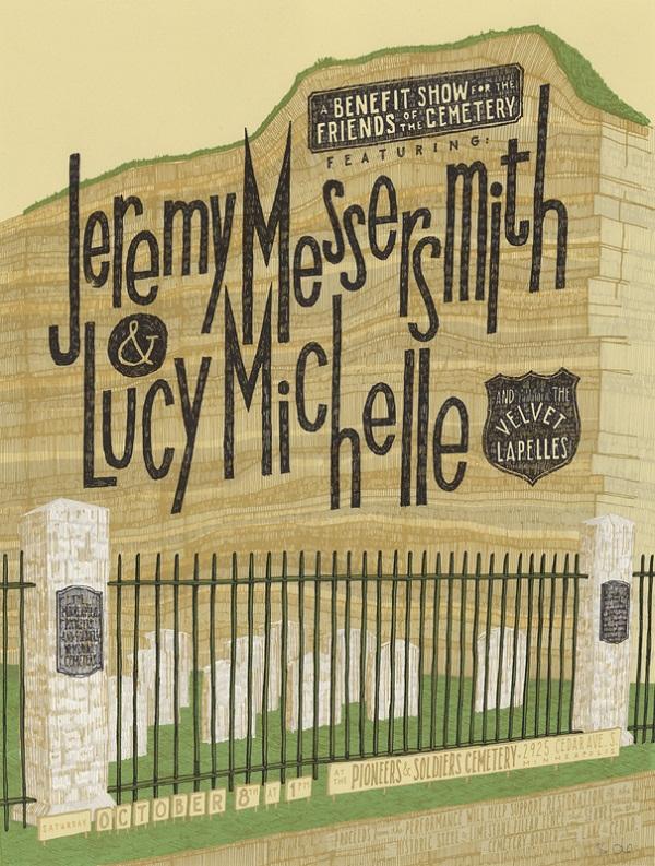 LandLand Poster Design via YouTheDesigner.com