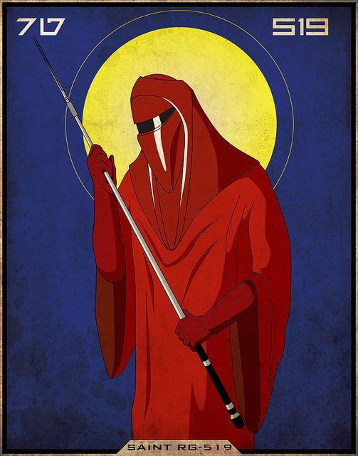 Star Wars Poster Design 02
