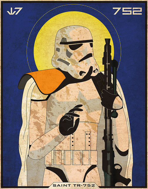 Star Wars Poster Design 01