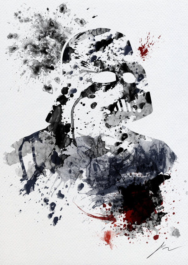 Star Wars Poster Art 03