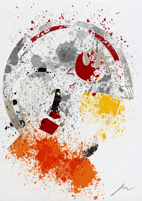 Star Wars Poster Art 04