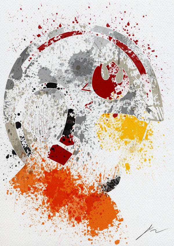 Star Wars Poster Art 04