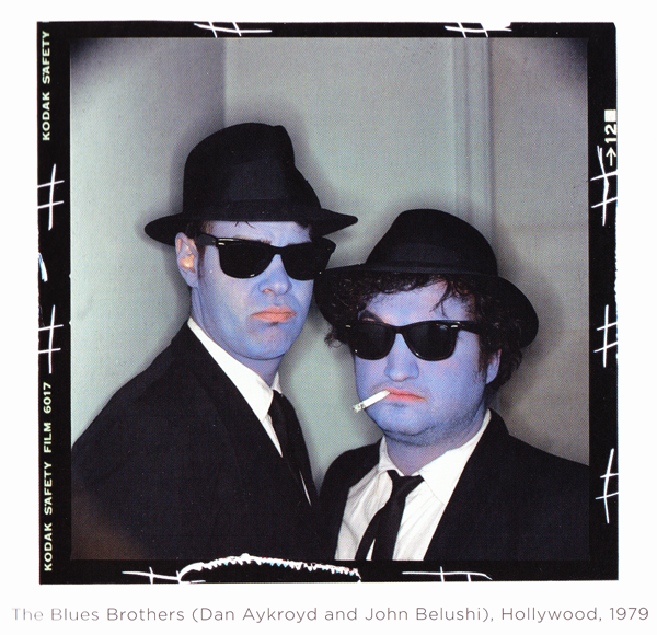 Annie Leibovitz - The Blues Brothers via YouTheDesigner.com