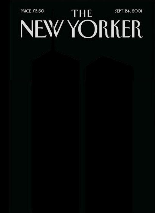 Art Spiegelman NY 09-24-2001 via YouTheDesigner.com