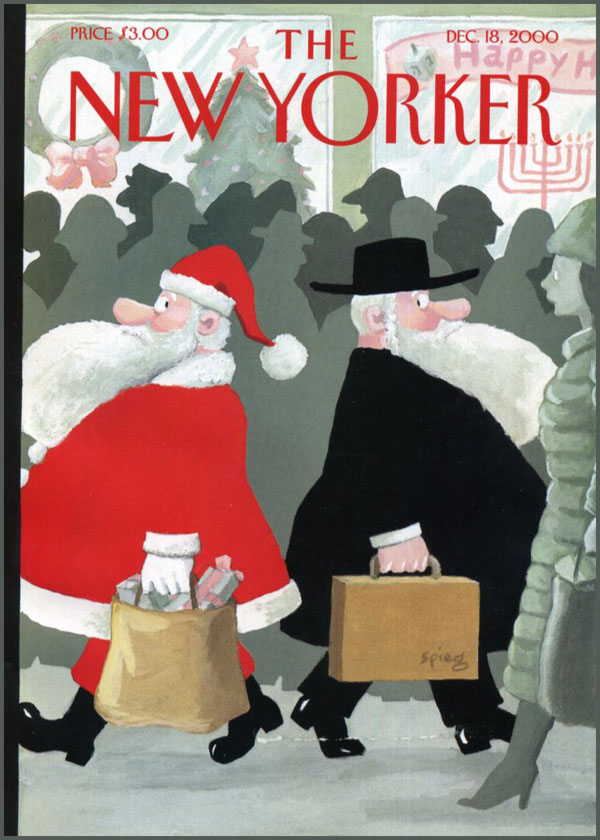 Art Spiegelman NY 12-18-2000 via YouTheDesigner.com
