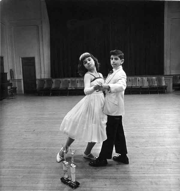 Diane Arbus - Junior Interstate Ballroom Dance Champs Yonkers, NY 1962 via YouTheDesigner.com
