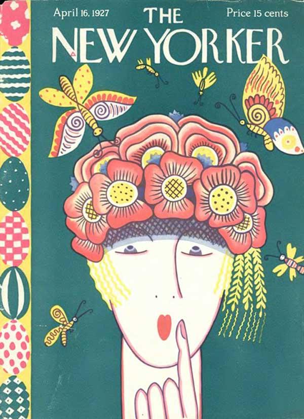 Ilonka Karasz NY 04-16-1927 via YouTheDesigner.com