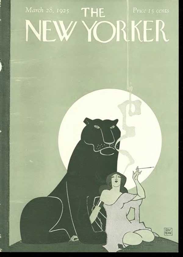 Ray Rohn NY 03-28-1925 via YouTheDesigner.com