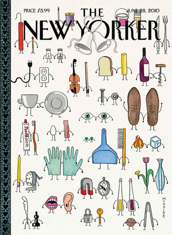 Richard McGuire NY 06-28-2010 via YouTheDesigner.com