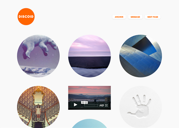 Tumblr Theme 03 by Andrew Stichbury via YouTheDesigner.com