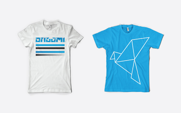 Origami Branding Strategy 02 by Mohhamed Mirza via YouTheDesigner.com