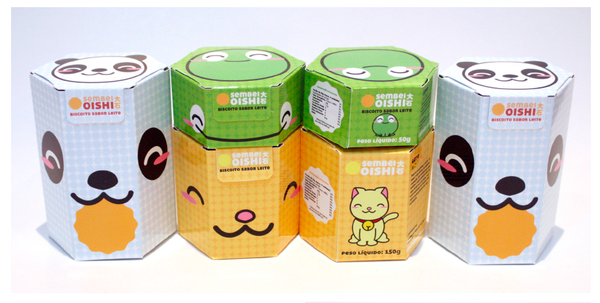 Packaging Design Project 02 by Marcela Silva via YouTheDesigner.com