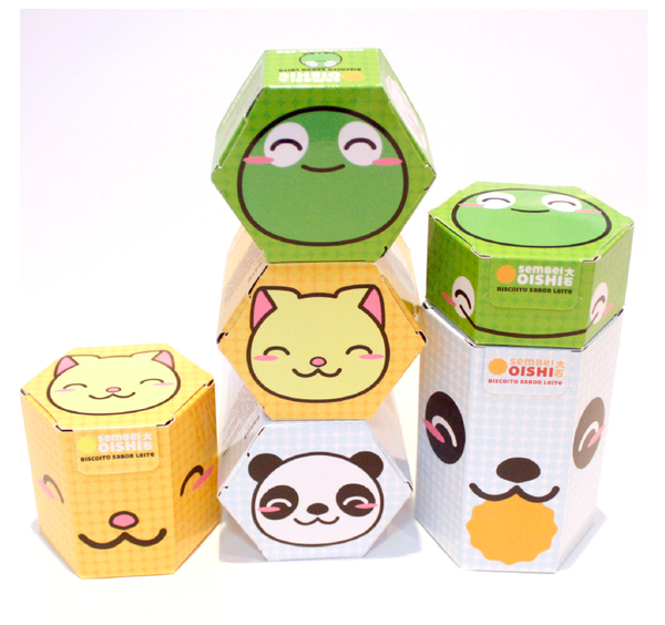 Packaging Design Project 03 by Marcela Silva via YouTheDesigner.com