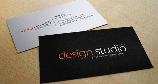 Ucreative How To Make A Business Card In Five Easy Steps
