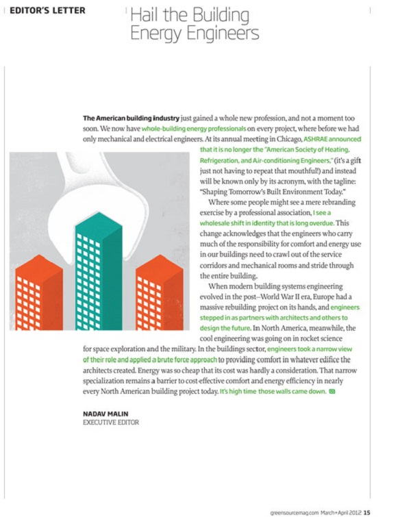 Greensource Magazine Graphic Design by Dale Edwin Murray via YouTheDesigner.com