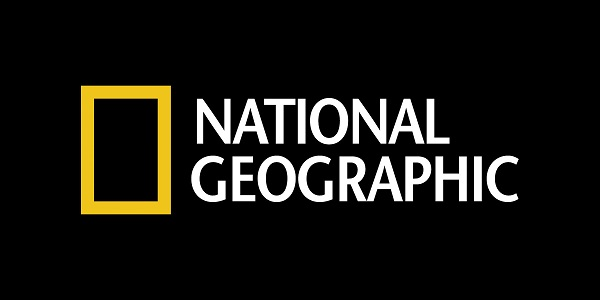 Nat Geo Logo via YouTheDesigner.com