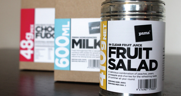 30 Examples of Layout Design in Packaging and Label Stickers ...