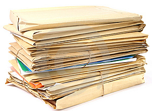 Pile of documents - Why Government Contracting Sucks