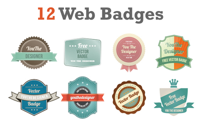 web-badges-free