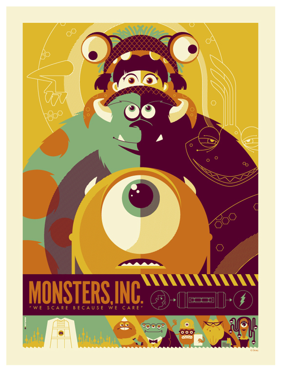 You! Be Inspired! – A Collection of Awesome Vector Film Posters ...