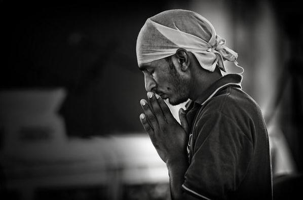 """Sikh Temple, Dubai"" | Photography by Khalid Aziz via YouTheDesigner"