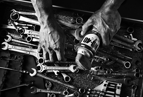 """""""WD40"""" 