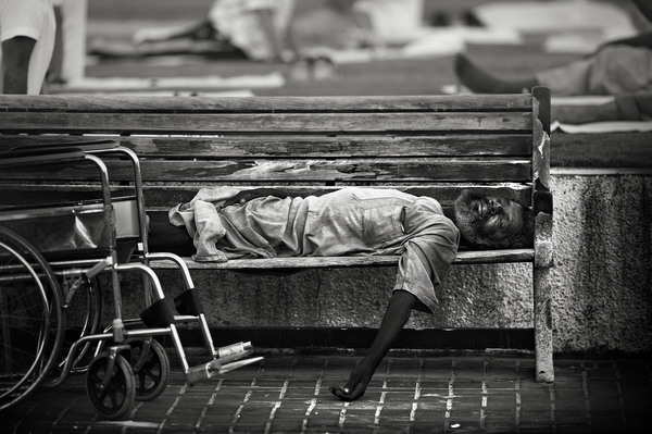 """""""Tired"""" 