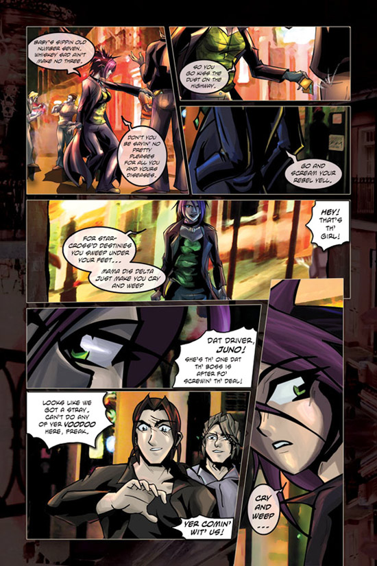 Star Cross'd Destiny - Volume 1 - Chapter 1 - Page 7 via YouTheDesigner