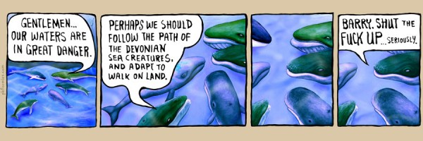 """PBF Comics - """"The Pacific Council"""" via YouTheDesigner"""
