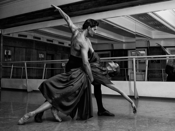 """When Dance Becomes A Poem"" 