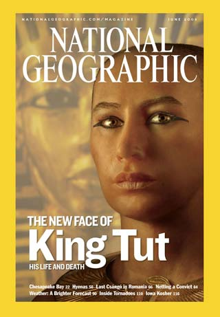 National Geographic June 2005 Issue via YouTheDesigner