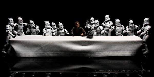 """Last Supper""  - Photography by David Eger"