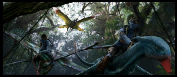 """Concept Art for """"Avatar"""" by Dylan Cole"""