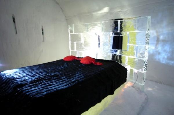 ice hotel canada via You The Designer