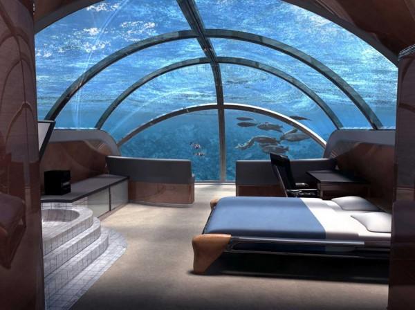 Poseidon resort  via You the Designer