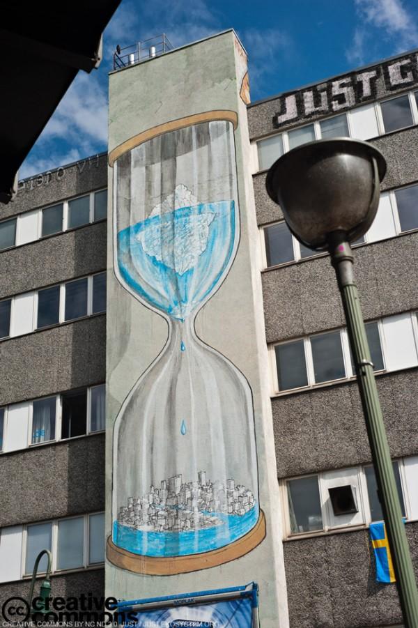 Street Art by BLU