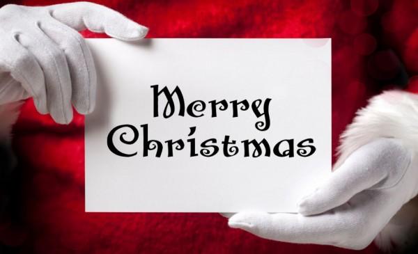 Santa's Big Secret BB Font
