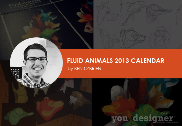 Fluid Animals Project by Ben O'Brien