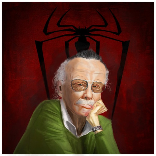 """Stan Lee"" by keizler"