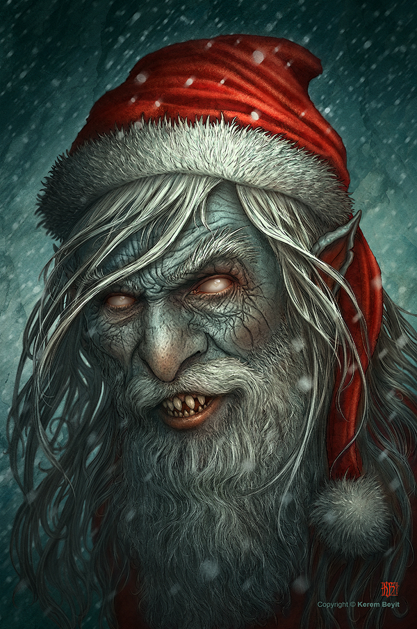 Bad Santa Reloaded by kerembeyit