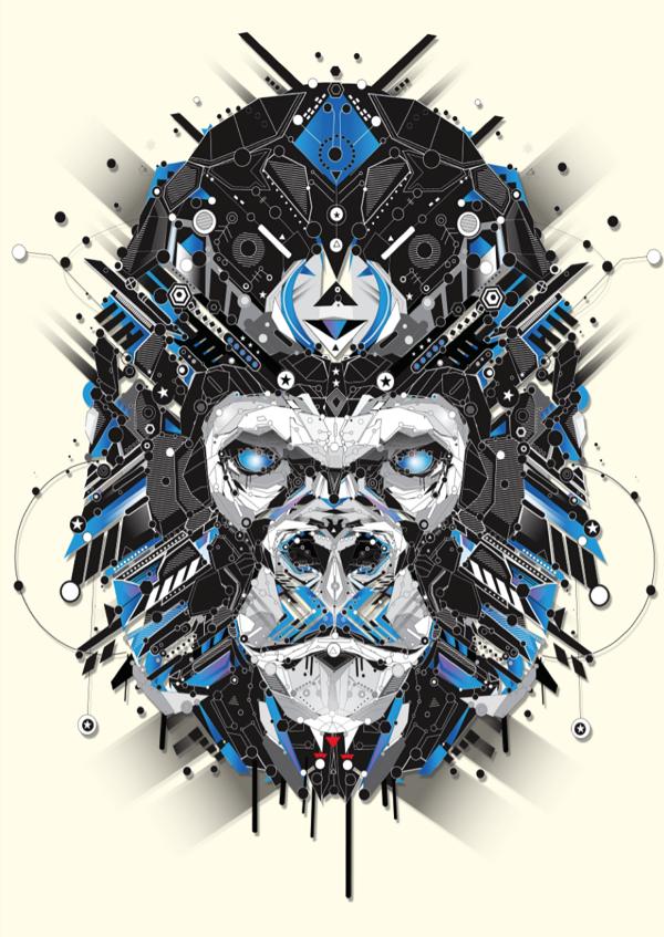 """""""Animals"""" by Yo Az"""