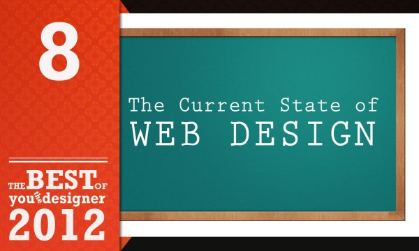 The Current State of Web Design